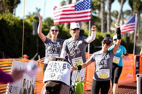 The 2012 Santa Barbara International Marathon