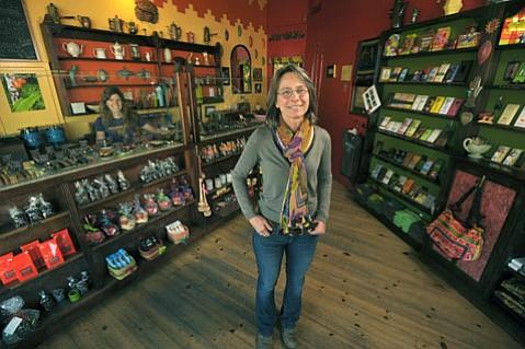 Maya Schoop-Rutten, aka the Maya of Chocolate Maya.