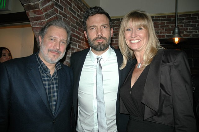 Doug Stone, Ben Affleck, and Fiona Stone