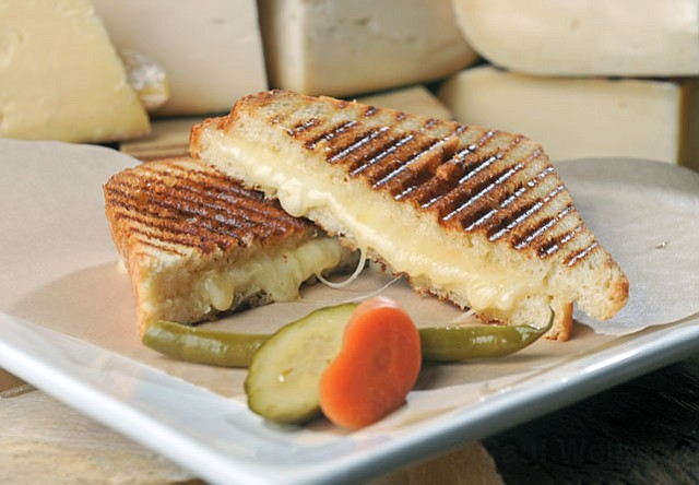 Seriously, who doesn't love a grilled cheese?