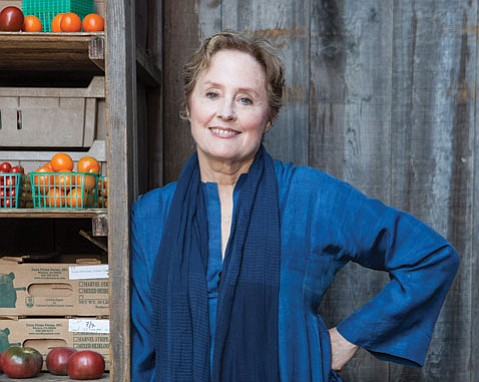 Culinary icon Alice Waters visits Ojai and Santa Barbara for two events this weekend.