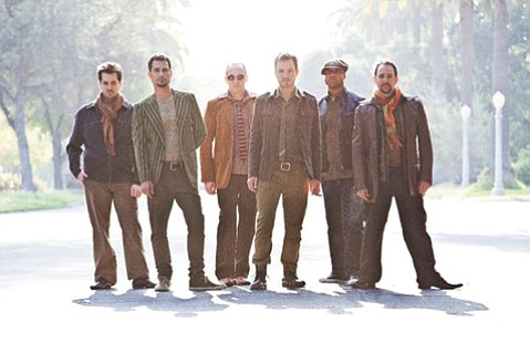M-Pact is considered to be one of the world's top pop-jazz vocal groups. The group will be appearing as part of the Ventura Music Festival.