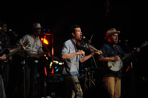 Old Crow Medicine Show at the Lobero Theatre