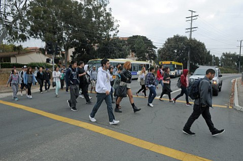 <b>MASS RIDERS: </b> Of the 8 million bus rides MTD gives a year, 1.2 million are taken by City College students. The problem is that the students pay far less—through their student fees—for their bus passes than other passengers, creating a financial strain on the system.