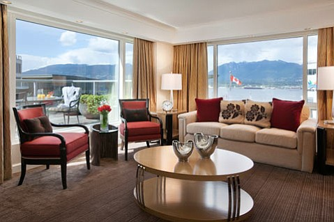 Fairmont Waterfront Room
