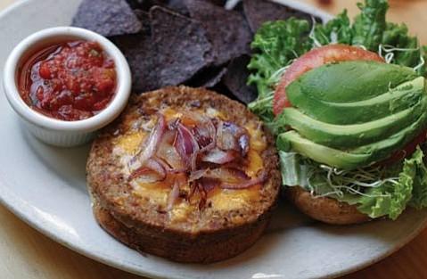 Natural Cafe Burger