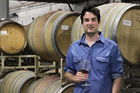 Gavin Chanin makes noteworthy wines his own way.