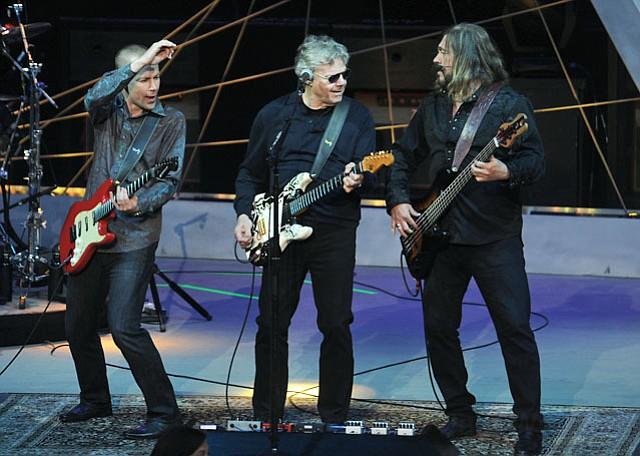 The Steve Miller Band at the Santa Barbara Bowl