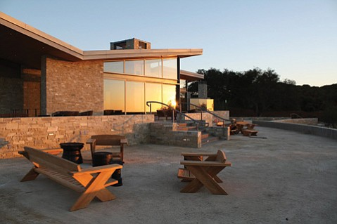<b>REMAKING SANTA MARIA:</b> The new Presqu'ile Winery and tasting room opened last week at the mouth of the Santa Maria Valley, making the entire region much more hospitable for visitors.