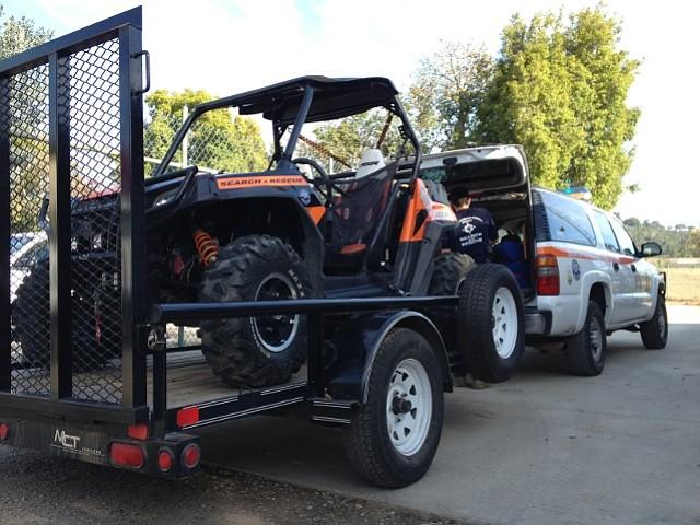 Santa Barbara County Search and Rescue Team