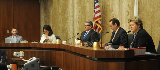 Santa Barbara County Board of Supervisors