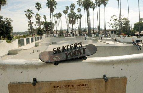 Skater's Point