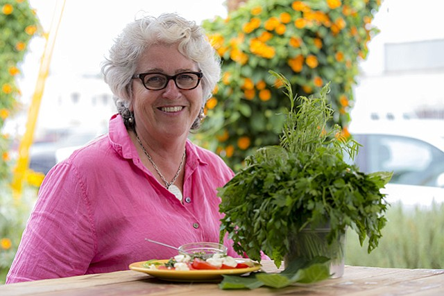 Goodland Kitchen chef/owner Julia Crookston