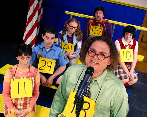 <em>The 25th Annual Putnam County Spelling Bee</em>