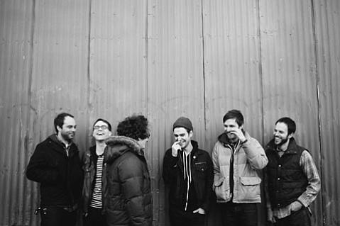 <b>ALL SMILES:</b> Seattle blues-rock band Pickwick makes its Santa Barbara debut on Tuesday, July 16, at SOhO.
