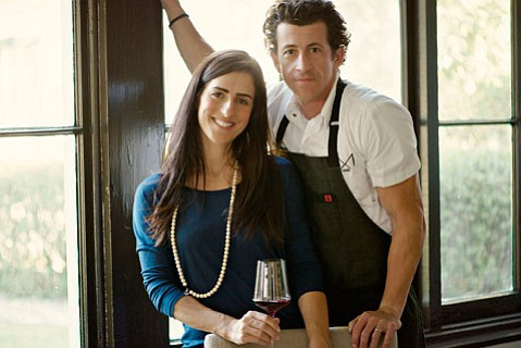 <b>OLD AND IMPROVED:</b> Chef Robbie Wilson and wife Emily hope to serve up history, community, and awesome food at the new Mattei's.