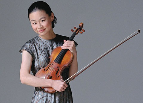 <b>PERFORMER AND MENTOR:</b>  Midori, who will play two recitals this week at the Music Academy's Hahn Hall, is the Chair of the Strings Department at USC's Thornton School of Music and holds the Jascha Heifetz Chair in Violin.