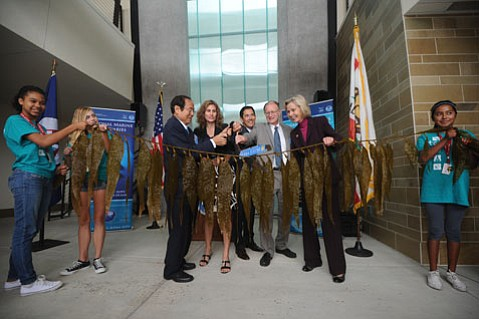 UCSB unveils its new Ocean and Science Education Building
