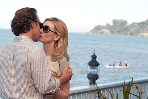 <b>NEW YOU: </b> Peter Sarsgaard and Cate Blanchett are in the latest from Woody Allen, <i>Blue Jasmine</i>; the heroine (Blanchett) starts over again in San Francisco.