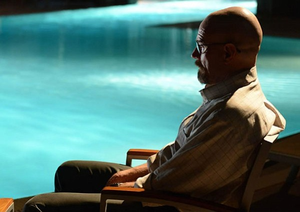 Bryan Cranston stars as Walter White in AMC's <em>Breaking Bad</em>.