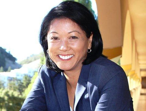 Santa Barbara County's new CEO, Mona Miyasato
