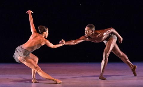 On Wednesday, October 2, UCSB Arts & Lectures brought the San Francisco-based contemporary ballet company to the Granada with two visually stunning works.