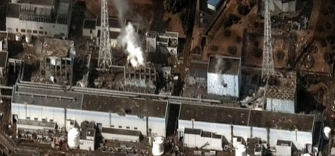 The destruction of the nuclear power plants in Fukushima, Japan, in March-April 2011, has led to uncontrolled radioactive contamination of the surrounding sea.