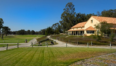 Marshallia Ranch Clubhouse