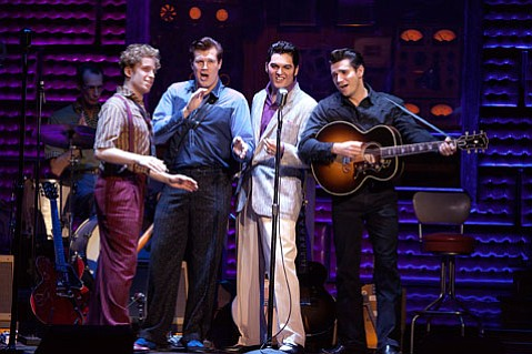 <em>Million Dollar Quartet</em>
