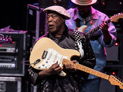 Buddy Guy at UCSB's Campbell Hall