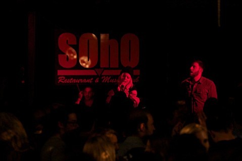 Goldroom at SOhO Restaurant & Music Club