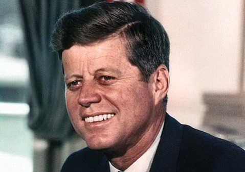<b>1917-1963:</b>  Assassinated in the third year of his presidency, John F. Kennedy inspired the country toward space, civil rights, and the Peace Corps and skirted nuclear war.