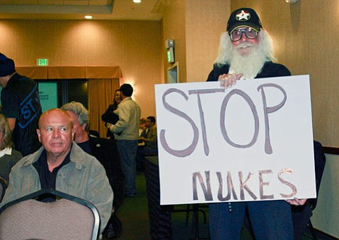 <b>FOR KEEPS:</b>  Despite passionate opposition, the Nuclear Regulatory Commission is poised to conclude nuclear waste can be stored indefinitely at Diablo Canyon with environmental consequences so small they can't be measured.