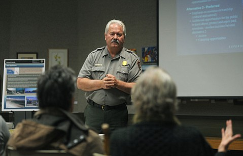 Superintendent Russell Galipeau
