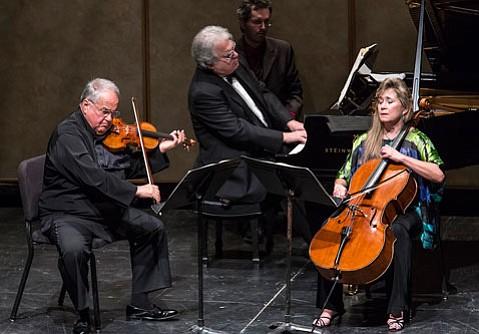 Kalichstein Loredo Robinson Trio