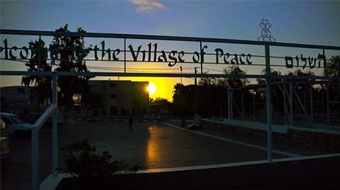 <em>The Village of Peace</em>
