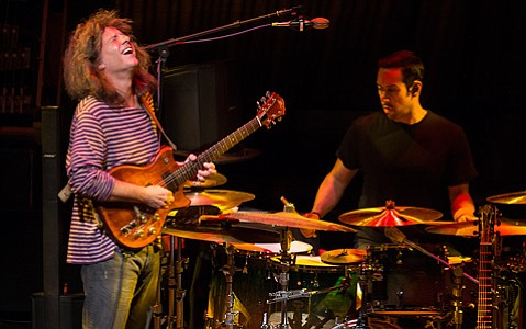 Pat Metheny presented almost three hours of great music with two versions of his Unity Group.