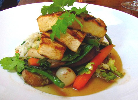 Arlington Tavern Grilled Tofu
