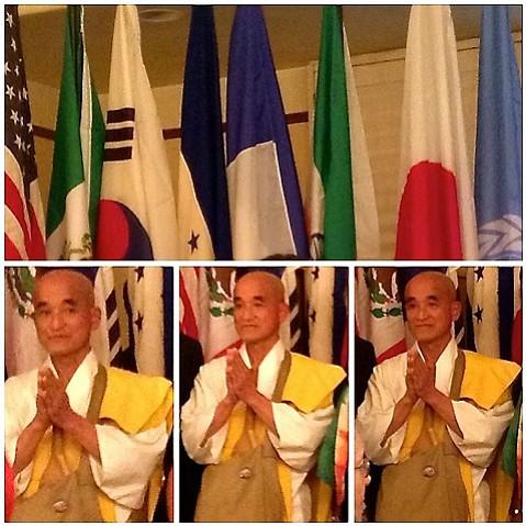 Reverend Sawada Gyosen plans to walk from Santa Barbara to Diablo Canyon to commemorate the third anniversary of the Fukushima meltdown.
