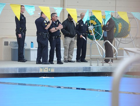 Santa Barbara police investigate the death of a UCSB student at the S.B. High School pool