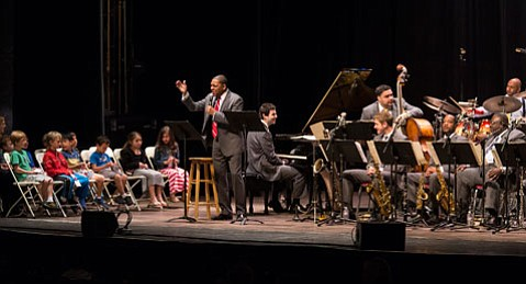 Jazz at Lincoln Center Orchestra at the Arlington Theatre