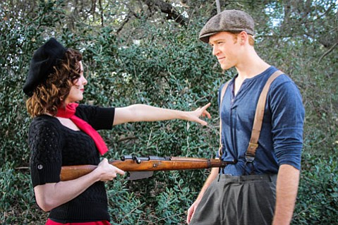 Out of the Box Theatre brings <em>Bonnie & Clyde</em> to the Center Stage Theater April 3-13.