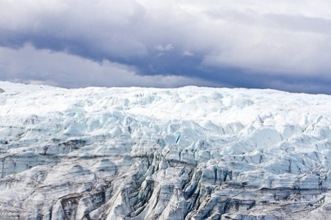 Ancient tundra was found deep under the Greenland Ice Sheet, much to scientists' surprise.