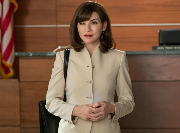 Julianna Margulies stars as lawyer and mother Alicia Florrick in CBS' <em>The Good Wife</em>.
