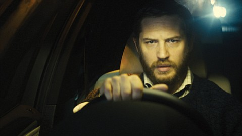 <b>TOUR DE FORCE:</b>  <i>Locke</i> follows the title character (Tom Hardy) on one fateful drive.