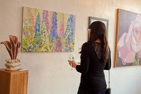 Downtown Art & Wine Tour
