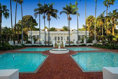 El Fureidis is for sale in Montecito for $35 million