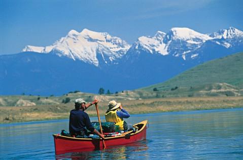 Montana's Flathead Lake