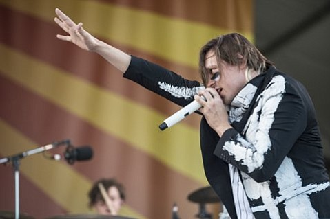 Arcade Fire headlines the 2014 New Orleans Jazz & Heritage Festival
