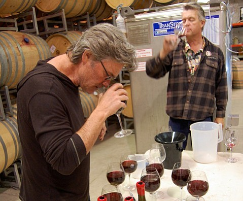 Image result for Kurt Russell winemaker